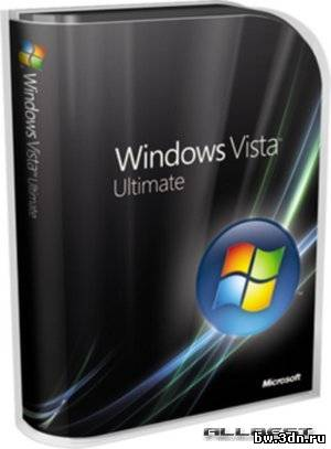 Microsoft Windows Vista Ultimate SP1 (AIO). Год выпуска: 2008 Версия: 6.0.6001